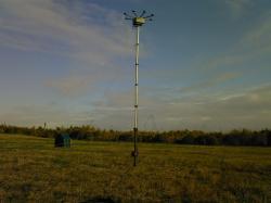 Мобильная лаборатория УКВ диапазона частот